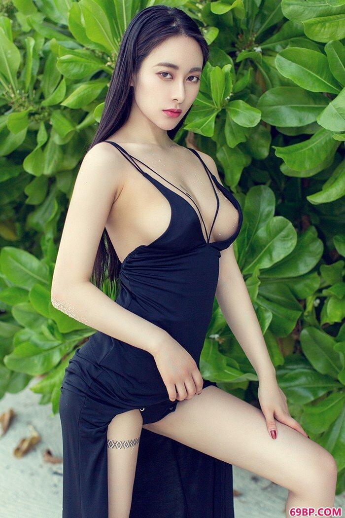 和服御姐穆菲菲婀娜身材完美绝伦_西西人体写真