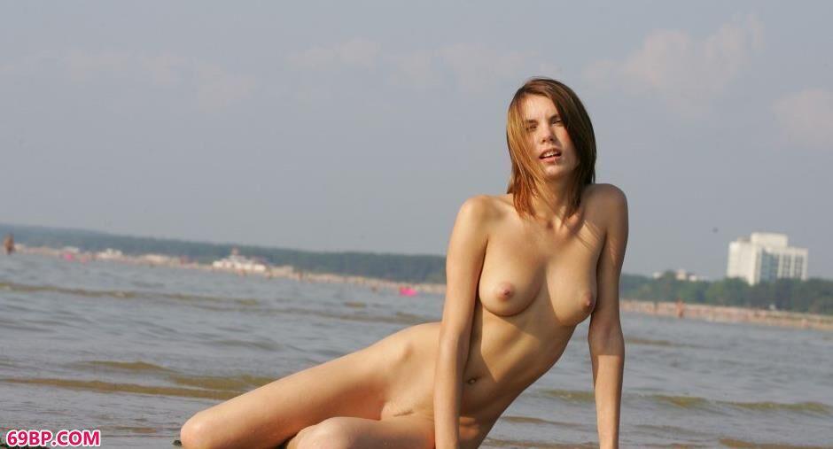 068_名模Belka海边美丽人体